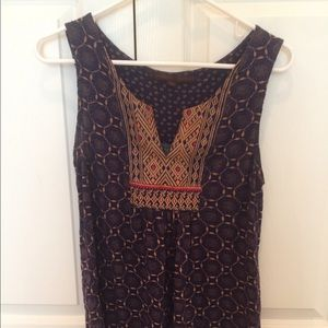 Anthropologie| A Common Thread Top